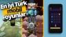 En yeni Türk yapımı mobil oyunlar!