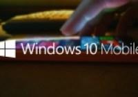 Windows 10 Mobile Ne Zaman Gelecek?
