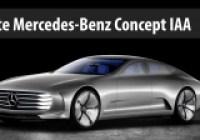 Mercedes-Benz Concept IAA Tanıtıldı