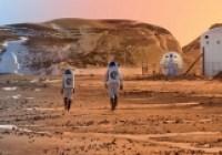 Mars için İlk Tarih Açıklandı!