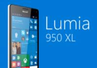 Lumia 950 XL Tanıtıldı! İşte Özellikleri