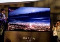 Sony BRAVIA A1E hoparlörsüz televizyon