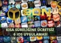 Kısa süreliğine ücretsiz 6 iOS uygulaması-9 Mart