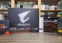 AMD Ryzen 1800X kutusundan çıkıyor!