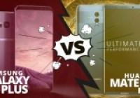 Mate 10 Pro vs Galaxy S8 Plus karşılaştırma!