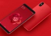 Xiaomi Mi 6X tanıtıldı! İşte özellikleri ve fiyatı!
