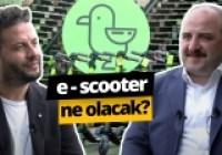E-scooter'ların geleceği ne olacak?