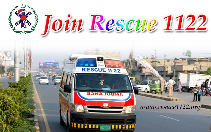 Latest Rescue 1122 Jobs 2016 2017
