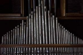 Porto Venere - Liguria - The old organ