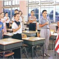 I Pledge Allegiance to . . .