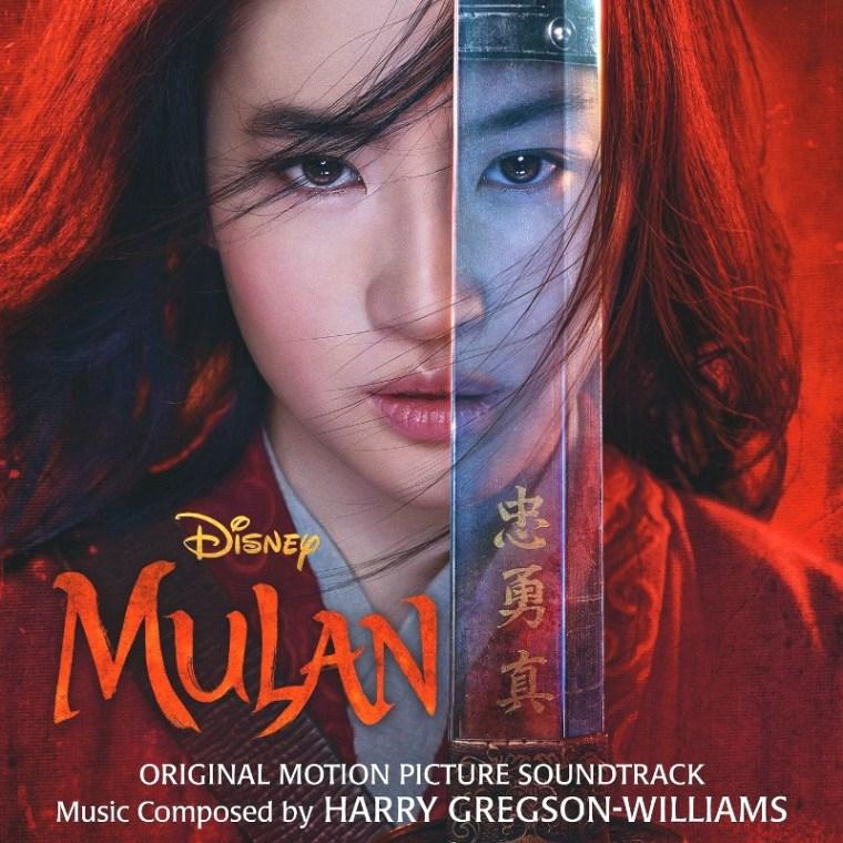 Mulan Audio CD