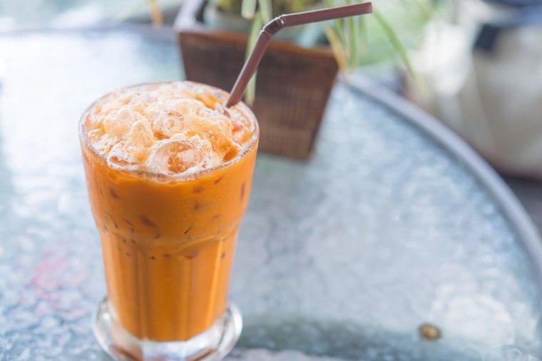 usaha thai tea