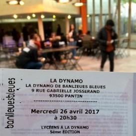 Lycéens à la Dynamo