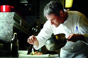 Chef Pino Lavarra