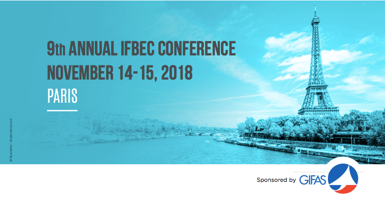 Programme Cover for 9th Annual IFBEC Conference