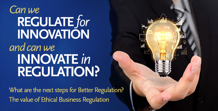 REGULATING FOR INNOVATION, INNOVATIVE REGULATION. Opening and Concluding Remarks at the Conference of 13 June