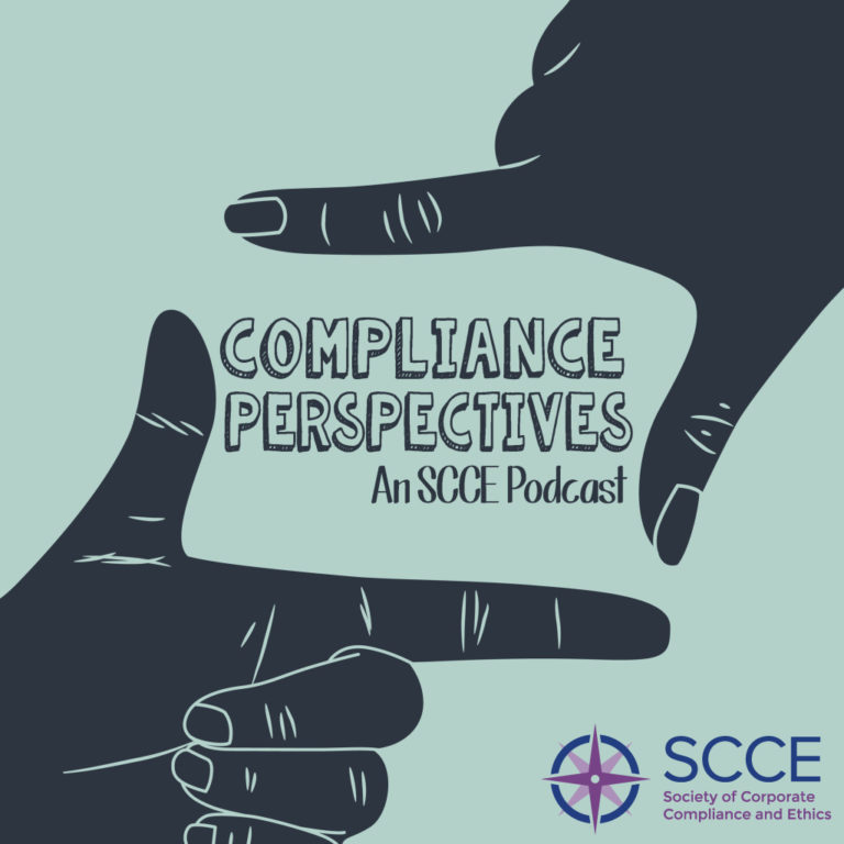 Compliance Perspectives - an SCCE podcast