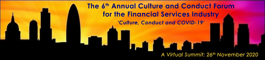The 6th Annual Culture and Conduct Forum