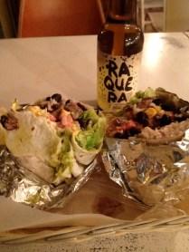 Burritos, I've missed you...