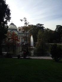 Palacio Cristal, Parque de Retiro