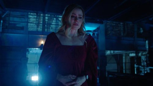 Cassie in Titan 12 Monkeys Season 4 SYFY