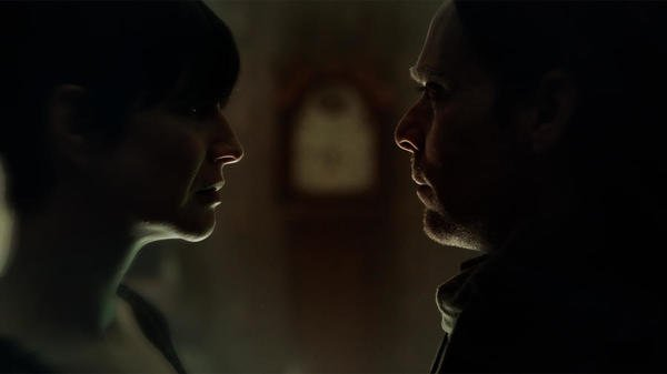 Olivia and Athan face off on 12 Monkeys