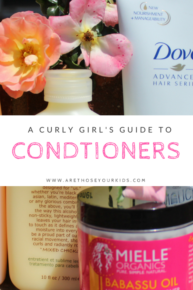 Curly hair has a mind of its own. Good products, like conditioner, can tame the beast. The right conditioners can give your curls life.