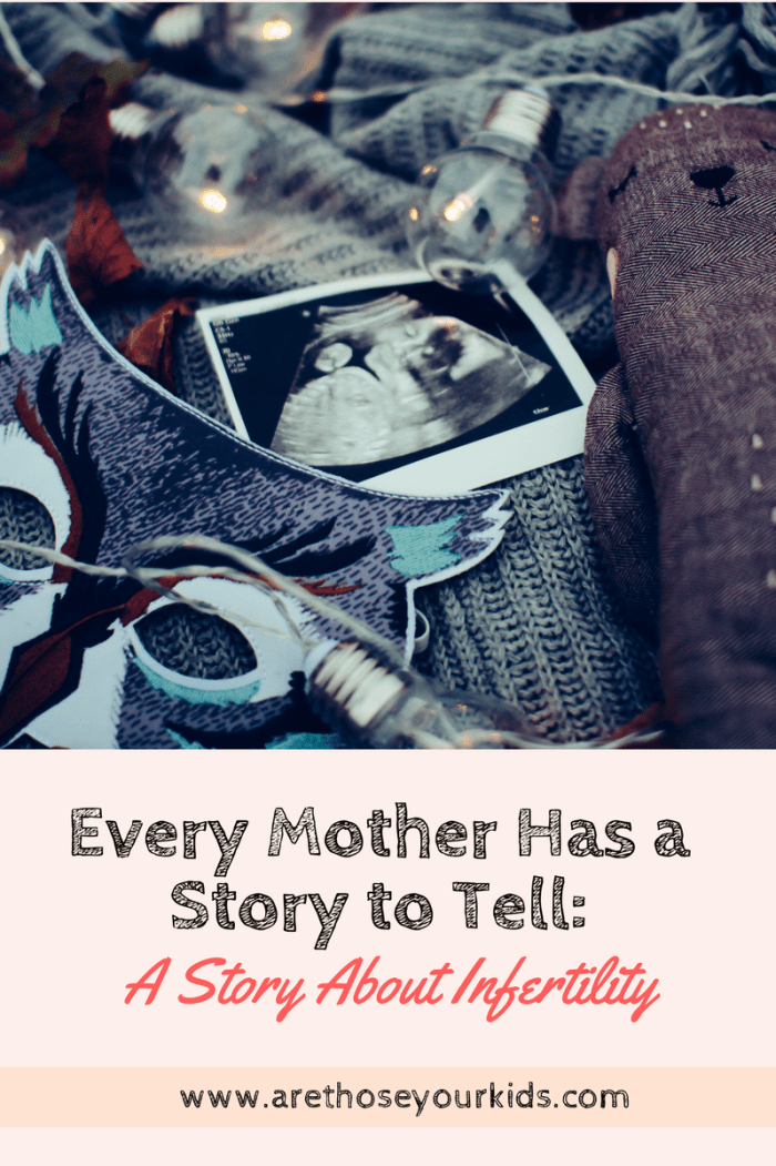 There is a lot of shame in infertility, and is one of the most difficult things many women face. Motherhood after experiencing infertility is a blessing.