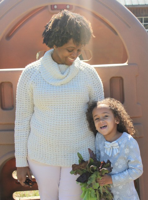 Embracing my naturally curly hair made me more confident and self assured as a mother. Those are qualities that I hope to pass on to my biracial daughters.