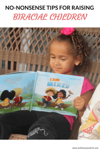 Discussing race makes people uncomfortable. The Biracial studies expert gives suggestions for raising biracial children & how to talk about race with them.