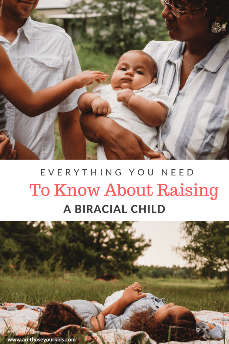 Raising a biracial child is an adventure that comes with a few complicated twists and turns. Race and identity issues often become a number one priority.