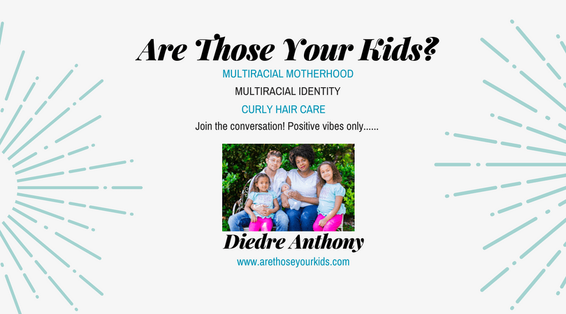 Are you in a multiracial family? People often remark that when you love who you love, it doesn't matter, and the world shouldn't either.
