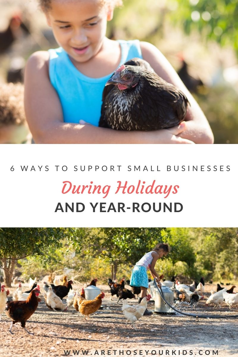 6 Ways to Support Small Businesses During Holidays & Year-round