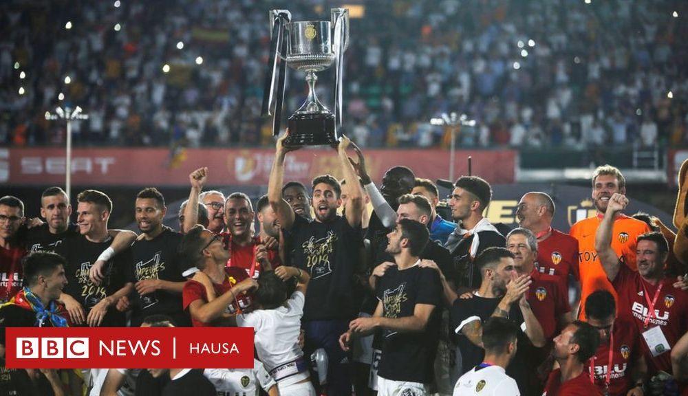 Yadda Valencia ta haramta wa Barcelona cin Copa del Rey