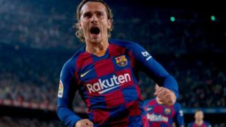 Barcelona ta tauna tsakuwa don aya ta ji tsoro | BBC Hausa