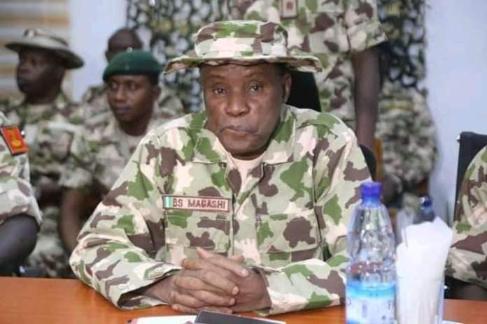 General Bashir Magashi has announced the names of those to be blamed for the security crisis in Nigeria