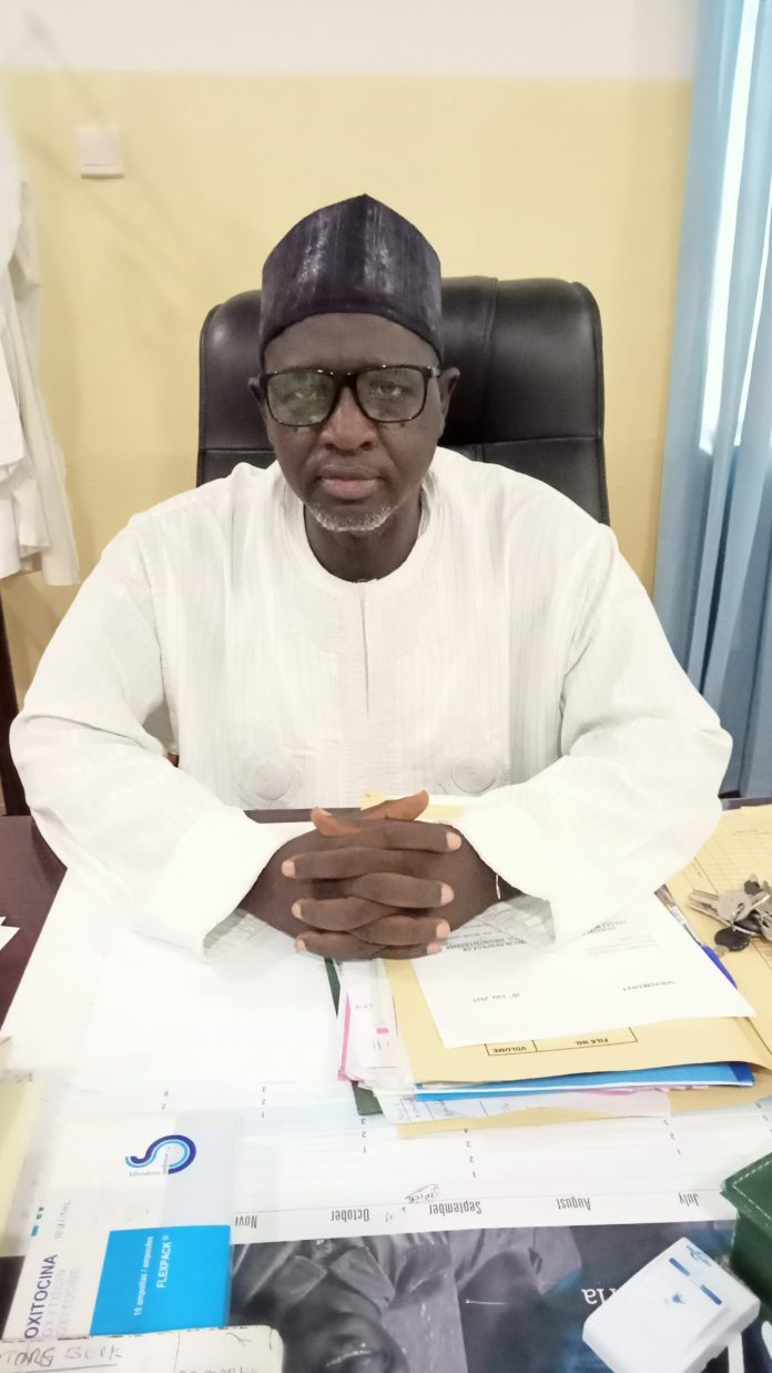 Resident doctors' strike: We are overstressed - Bauchi Specialist's Hospital CMD cries out