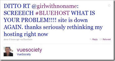 Bluehost Down – Let's Stone Them!