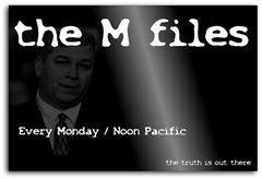 The M-Files: Jim Walberg