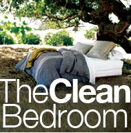 the clean bedroom