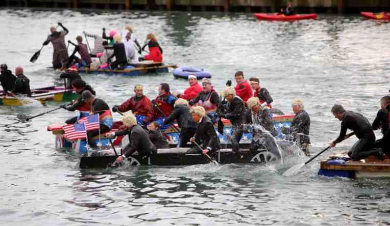 Poole Bath Tub Race