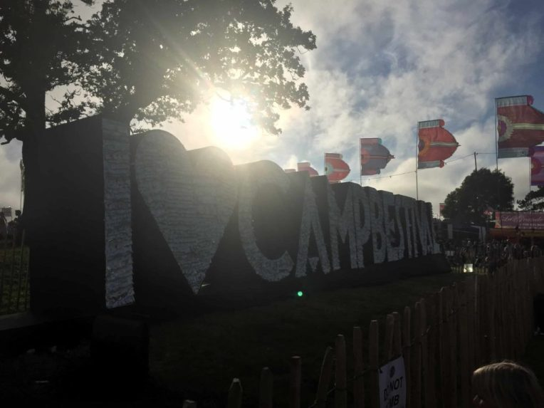 10 Reasons we are Staying with Pitch Village at Camp Bestival