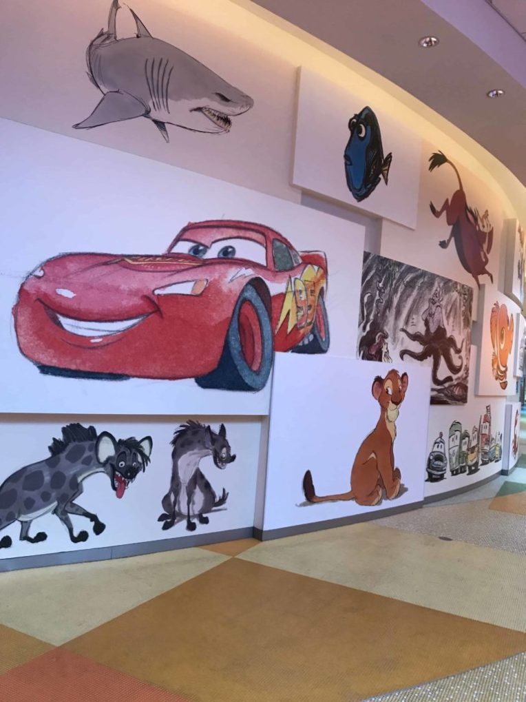 Art of Animation Hotel