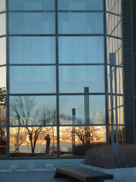 63 Building - Reflection