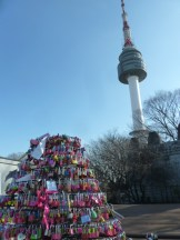 Namsan locks