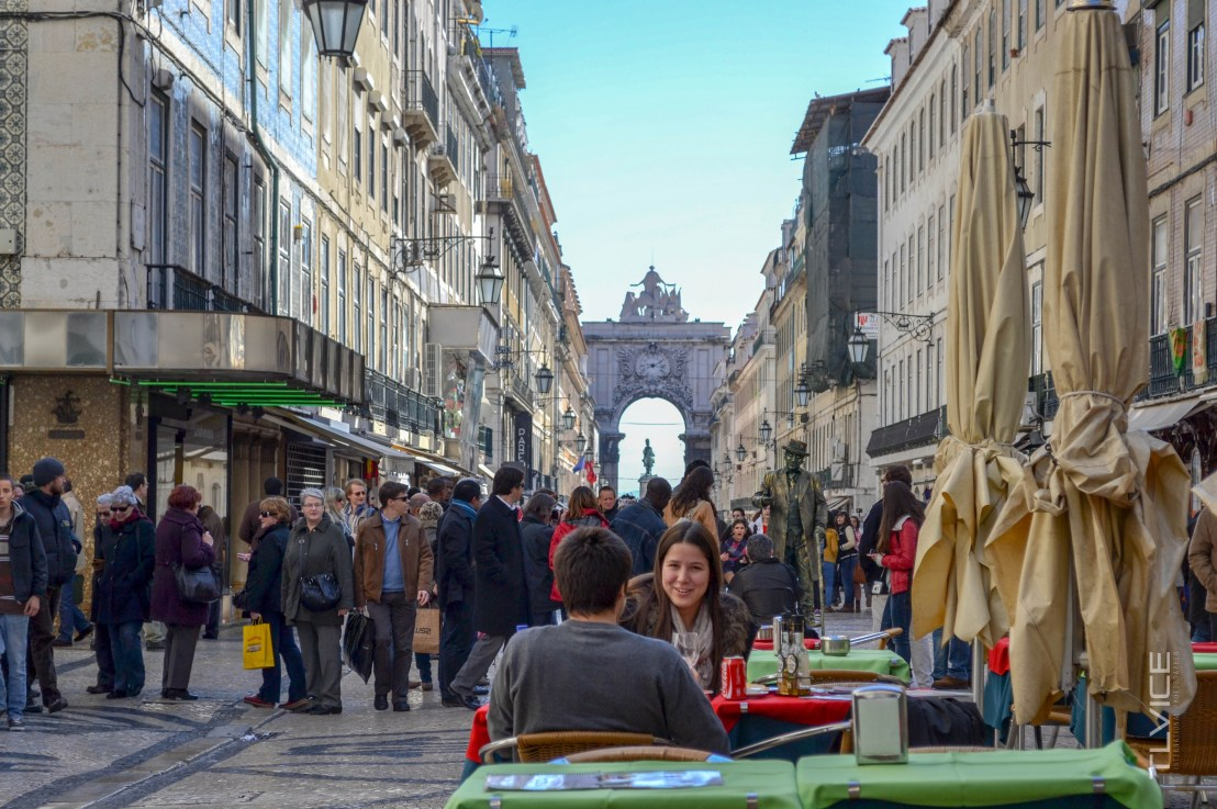 First Time in Lisbon