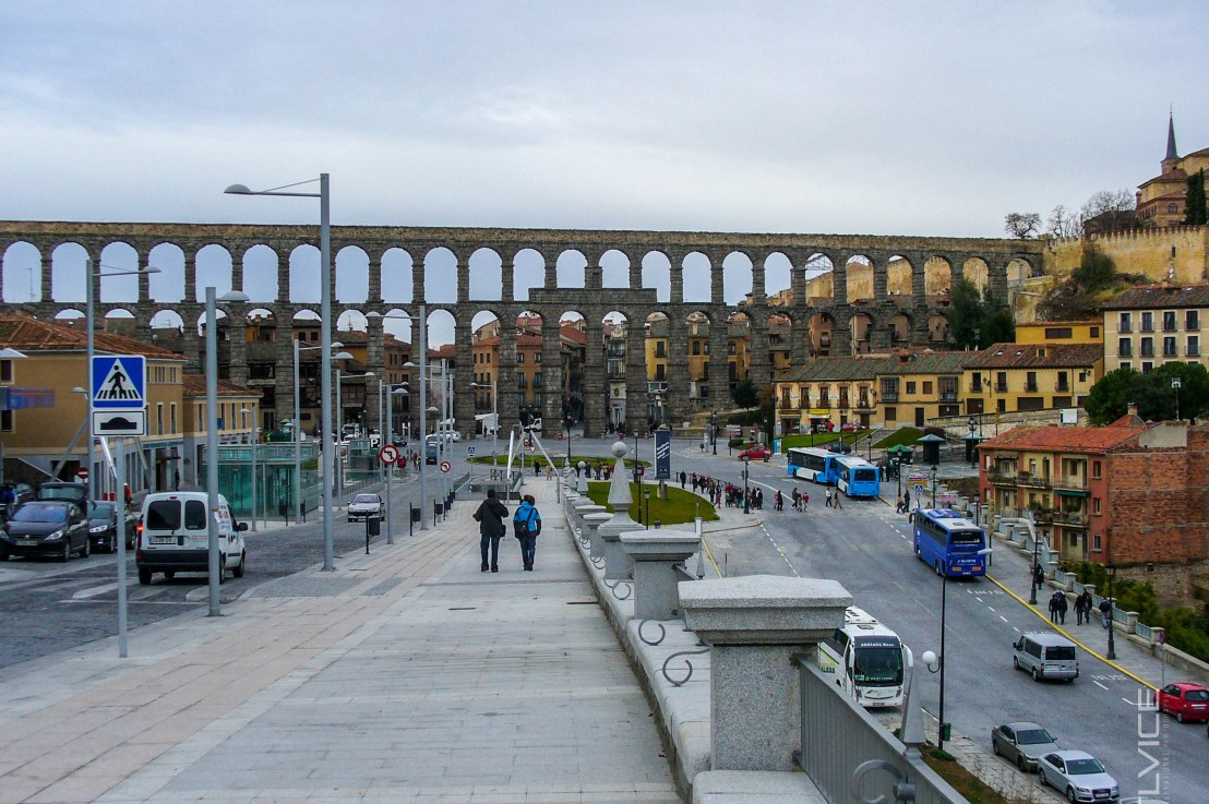 1st Trip to Segovia
