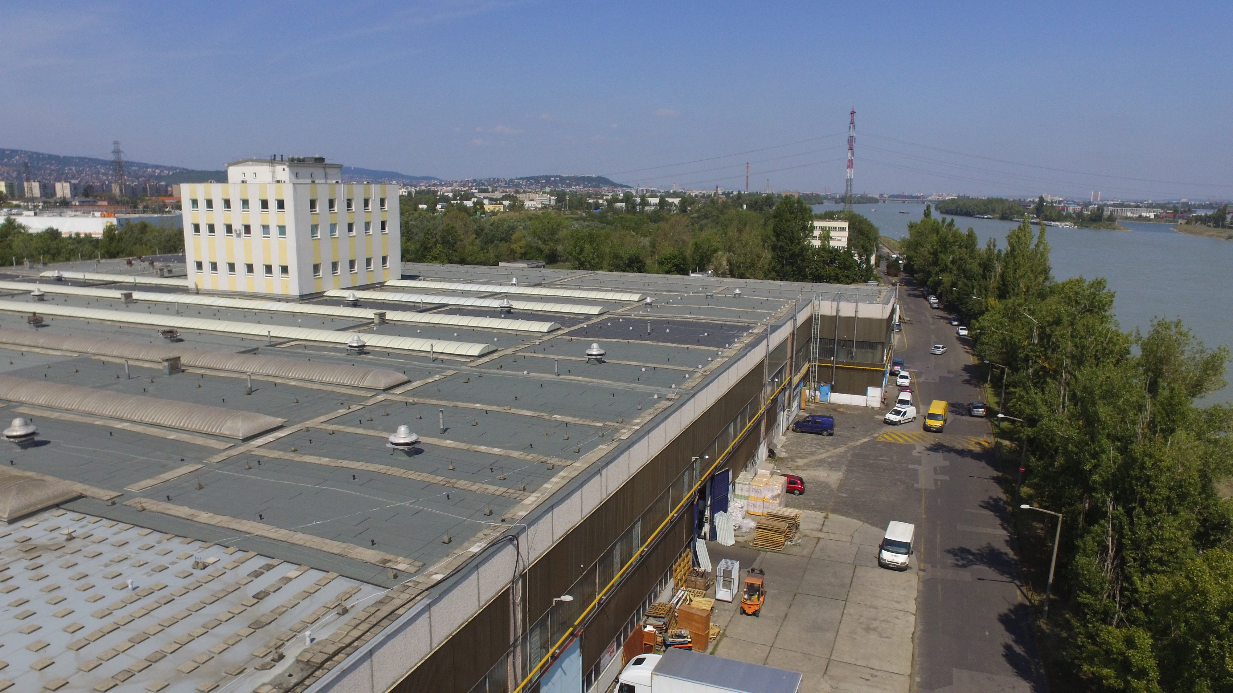 H-1116 Budapest, Hunyadi J. út 162. warehouse to let