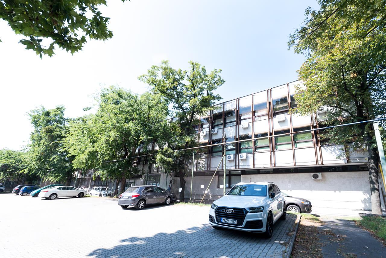 H-1089 Budapest, Bláthy Ottó utca 3-5. office to let