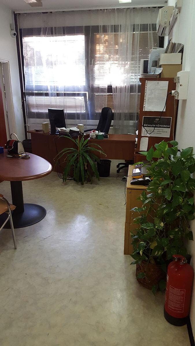 1089 Budapest, Bláthy Ottó u. 3-5. épület kiadó iroda